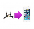Remplacement Caméra Frontale pour iPhone 5S Apple