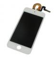 Vitre Avant Blanche pour Ipod Touch 4